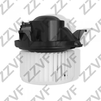 Apsildes ventilatora motors  Nissan Navara (05-...), Pathfinder (05-...)