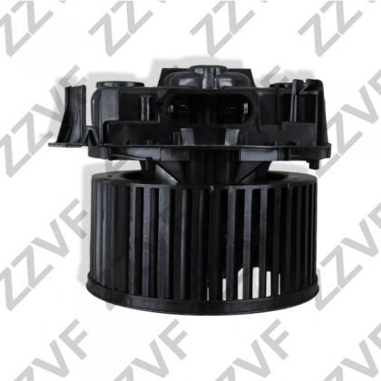 Apsildes ventilatora motors Nissan Micra (02-10), Note (06-13)